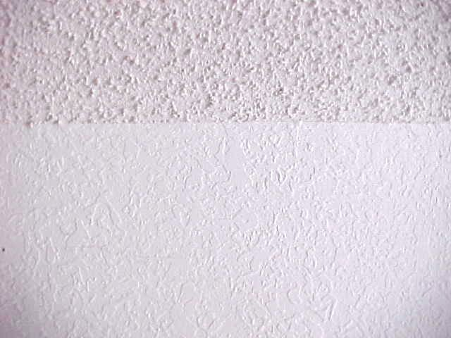 Knock Down Texture Ceiling Images